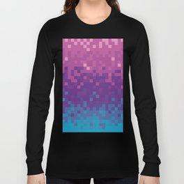 Pixel color Long Sleeve T-shirt