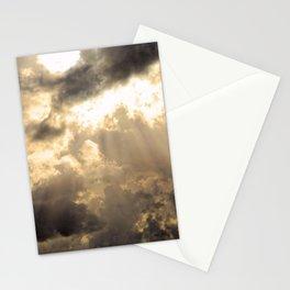 Sun Rays Stationery Cards