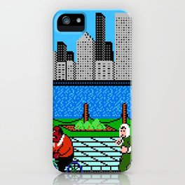 Ask Gary Vee Show - NES Punch Out Training iPhone Case