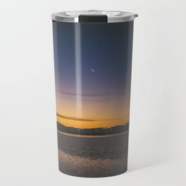 Christchurch Sunset Travel Mug