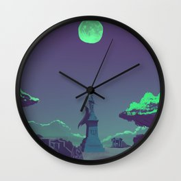 They stay with us Wall Clock