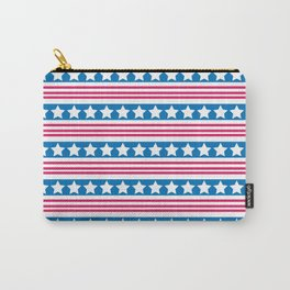 memorial day stars Carry-All Pouch