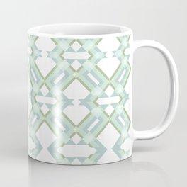 Lime Lines  Coffee Mug