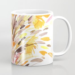 Fall Floral Watercolor 2 Coffee Mug