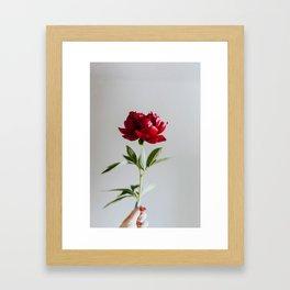 FLORA IIII Framed Art Print