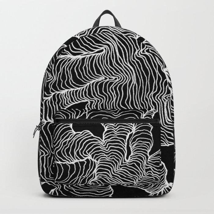 Inverted Organic Backpack