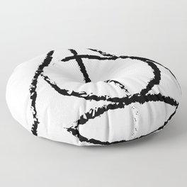 Master of Death Floor Pillow