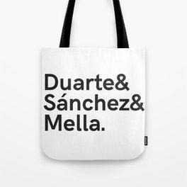 Duarte&Sanchez&Mella Tote Bag