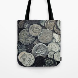 Money, money ,money Tote Bag