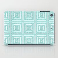 frames iPad Cases featuring Frames by • Amanda Khoo •