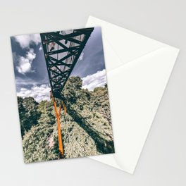 Walking on Tree Tops Stationery Cards