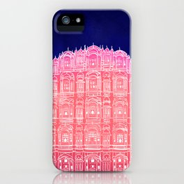Hawa Mahal, Indian Palace of the winds iPhone Case
