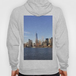 Manhattan seen from the East River Hoody