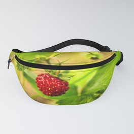 Wild strawberry Fanny Pack