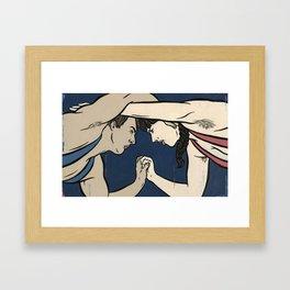 Diana Complex Framed Art Print