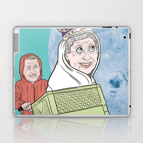 E.T. Phone Home Laptop & iPad Skin