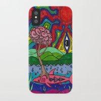 swim iPhone & iPod Cases featuring Swim by Ichsjah