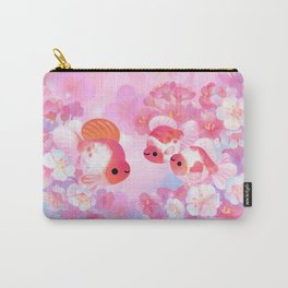 Sakura Ryukin Carry-All Pouch
