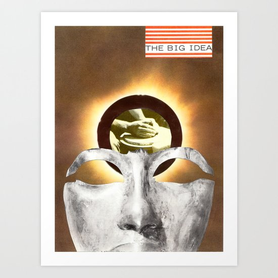 The Big Idea, vol. 1 Art Print