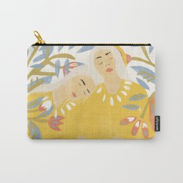 Botanical Girls Carry-All Pouch