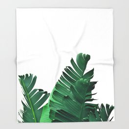 Tropical vibes #6 Throw Blanket