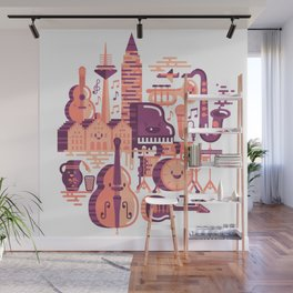 Chomba Session Wall Mural