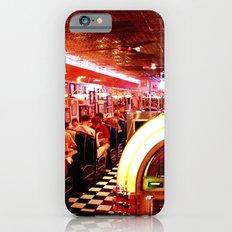 Mel's Diner iPhone 6 Slim Case