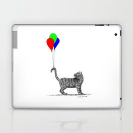 High-Tailing It Laptop & iPad Skin