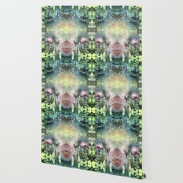 Elemental Garden Wallpaper