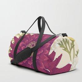 Purple Rose 591 Duffle Bag