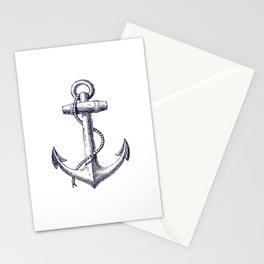 Anchor dS Stationery Cards