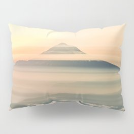 The West is Burning - Mt Hood Pillow Sham