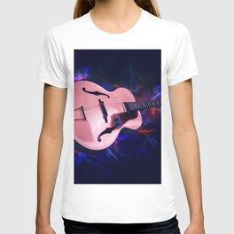 Guitar Art T-shirt