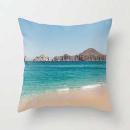 Cabo San Lucas V Throw Pillow