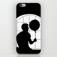 daredevil iPhone & iPod Skins featuring Daredevil by Boring Palace