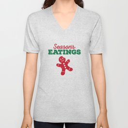 Season's Eatings Unisex V-Neck