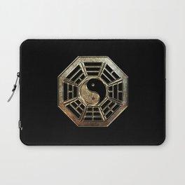 Yin Yang Bagua Laptop Sleeve