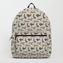 Jackalope Snow Parade Backpack
