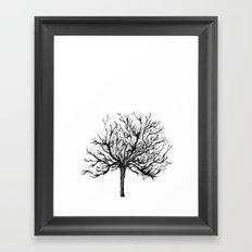 33333 Framed Art Print