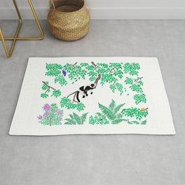 Rainforest Madagascar Rug