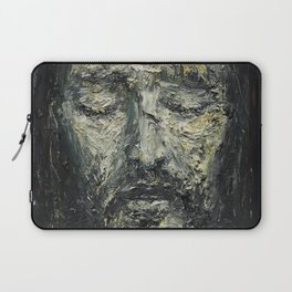 Holy Face of Our Lord Jesus Christ Laptop Sleeve