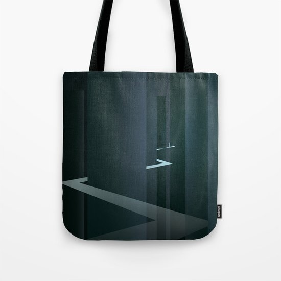 Smooth Minimal - Silver Surfer Tote Bag