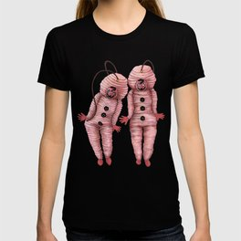 Scary Puppets T-shirt