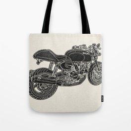 GT1000 Motorcycle Tote Bag