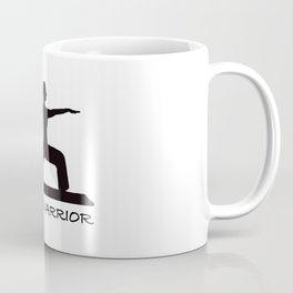 Yoga Warrior 2 Coffee Mug