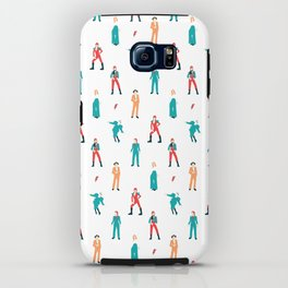 The Land of Bowie iPhone Case