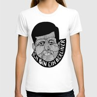 jfk T-shirts featuring JFK by The Ceza