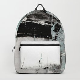Mint  abstract Backpack
