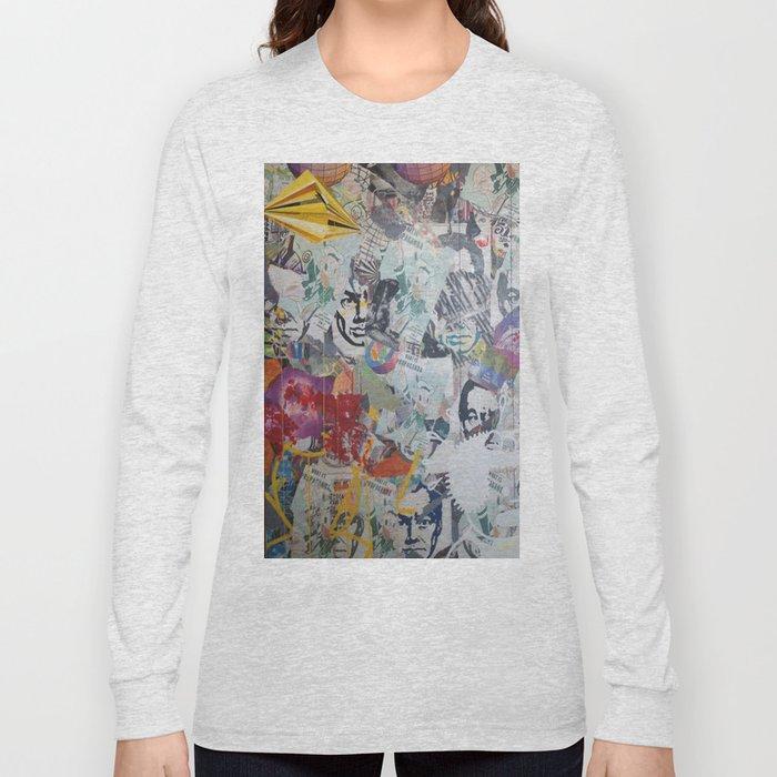WHATEVER (PROPAGANDA) Long Sleeve T-shirt