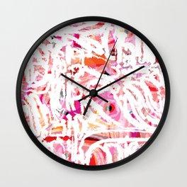 Skumble 2 Wall Clock